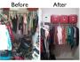 Closet Cleansing